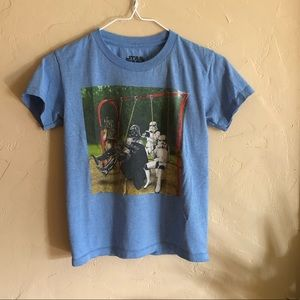 VINTAGE KIDS Star Wars T Shirt